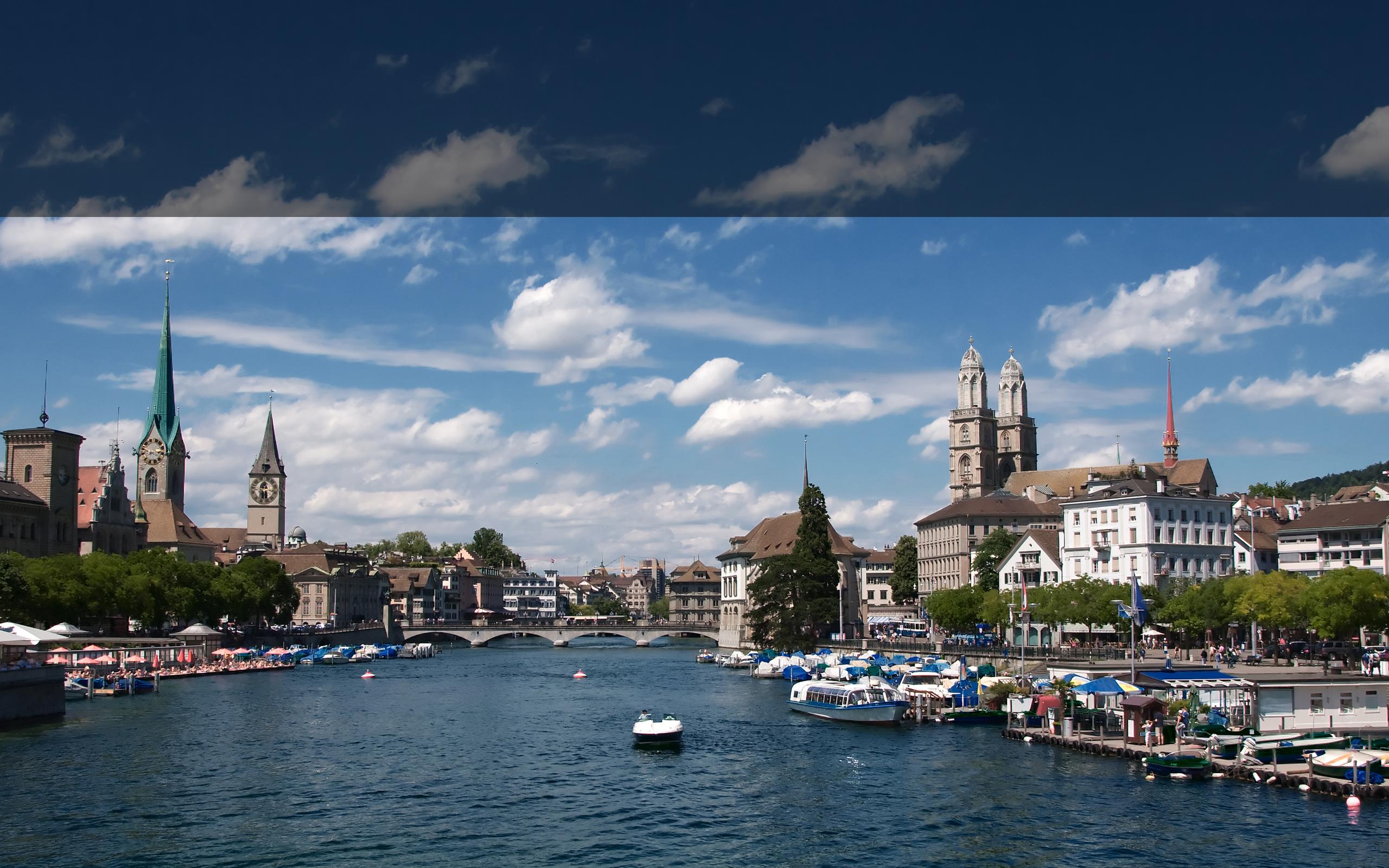 <h1>Stadt Zürich</h1>